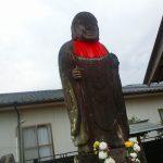 日本一大きなお地蔵様があるんなんて、出水市の八坂神社。ご利益も日本一かも。
