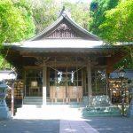 妙円寺詣りが行われる徳重神社の御朱印を頂く。
