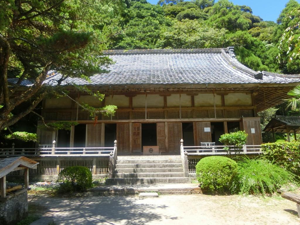 志布志市の大慈寺です。