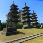 隼人塚の石像と石塔はいったい何を語っているのだろうか。
