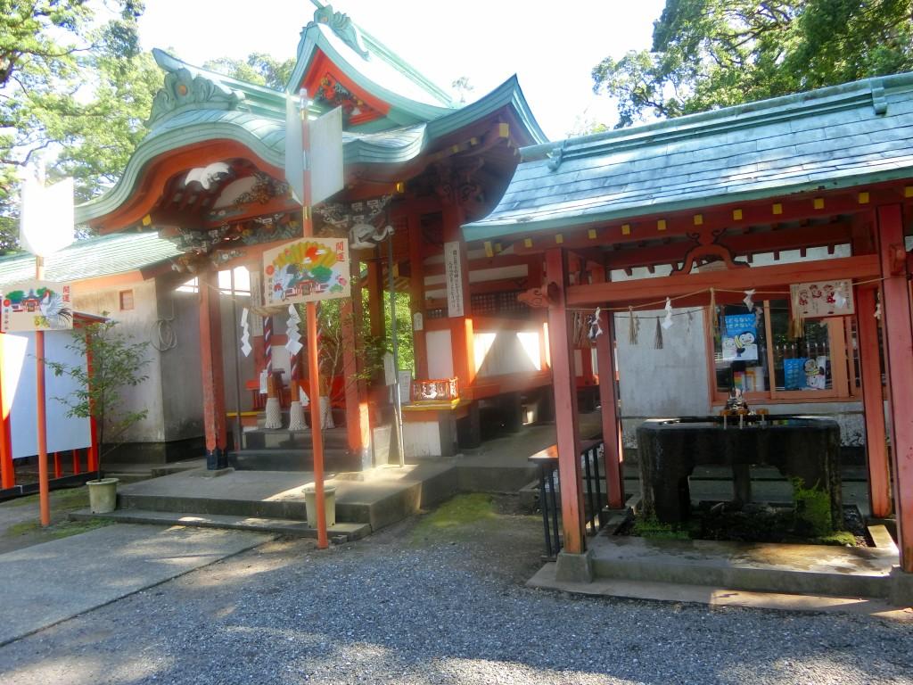指宿神社です