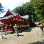 霧島市の大穴持(オオナムヂ)神社で御朱印を頂きました。