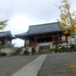 重富島津氏の菩提寺であった吉祥山 紹隆寺で御朱印を頂いた。
