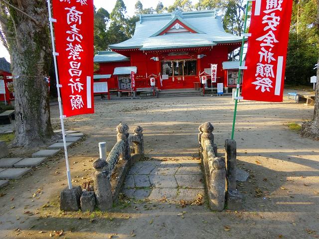 大汝牟遅(おおなむち)神社です。