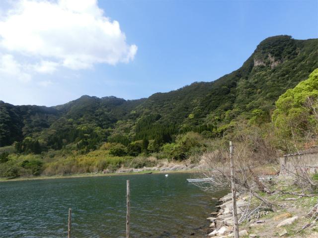 鰻池は西郷隆盛が逗留した温泉