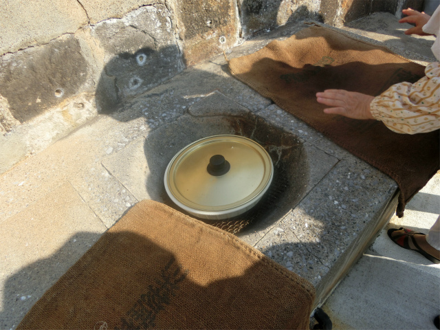 鰻温泉の蒸気を使ったスメです。