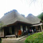 二階堂家住宅は鹿児島県肝属郡にある江戸時代の民家で国の重要文化財です。