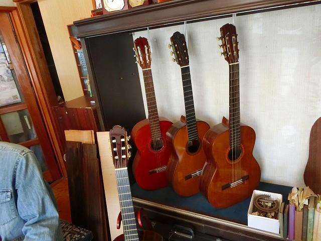 世界に一つだけのオーダーメイドギターです。