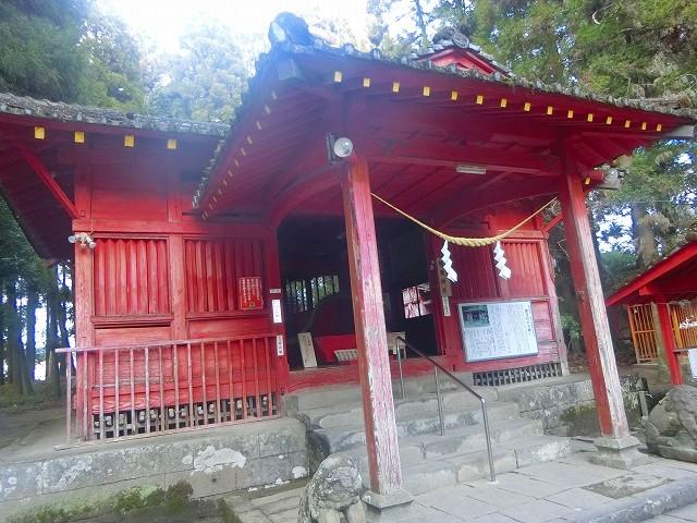 以前は栗野八幡神社と呼ばれました