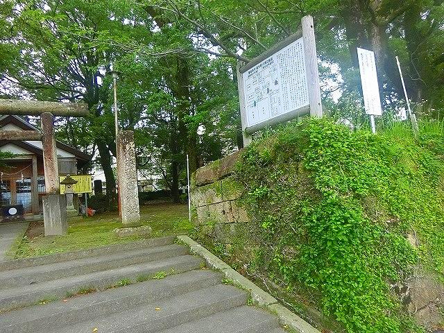 加治木島津家屋形跡に行ってきました。
