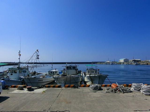 鹿児島県鹿屋市の古江漁港に寄りました。