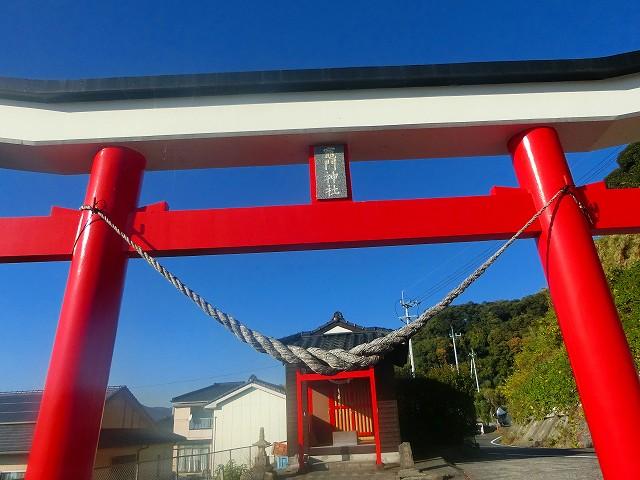 霧島市福山町の竈門神社に行ってきました。