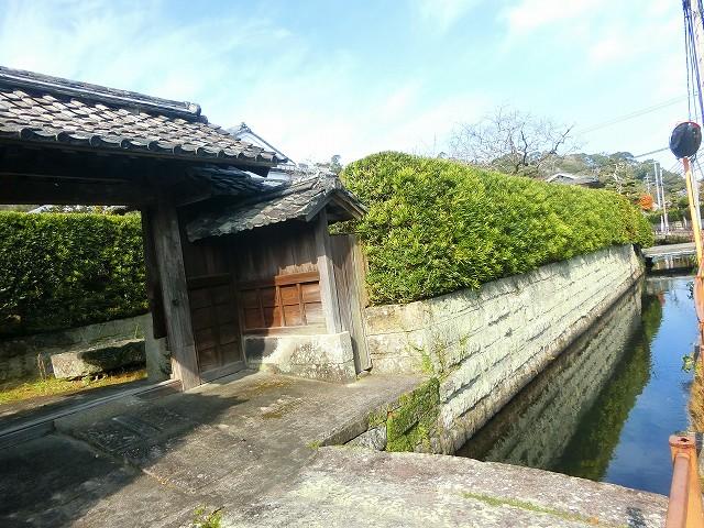日本遺産の加世田麓を散策しました。