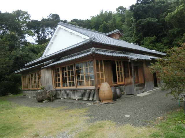 寺島宗則記念館に行ってきました。