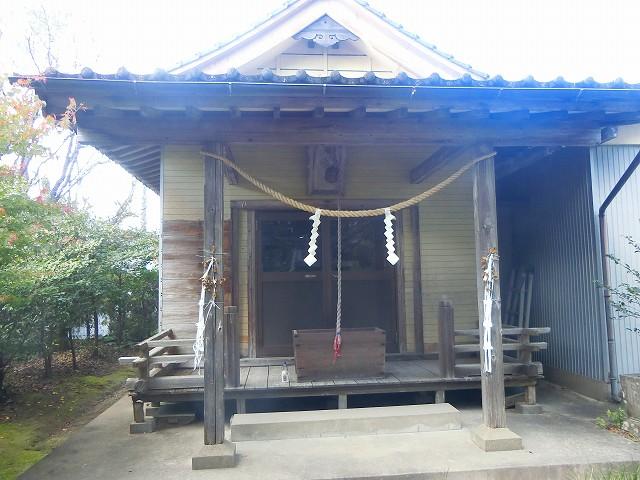 薩摩川内市に鎮座する竈門神社です。