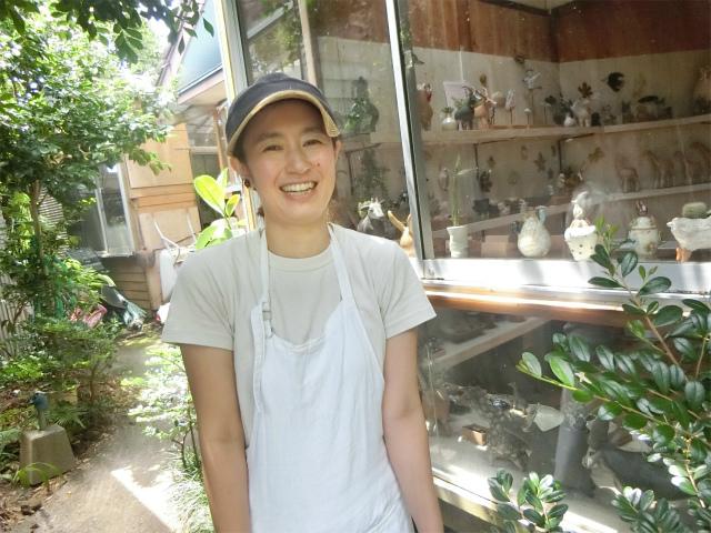 nagisaさんは指宿を拠点に活動します。