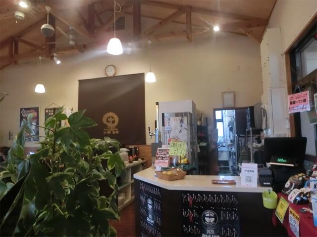 地元の大成畜産が直営するレストランです。