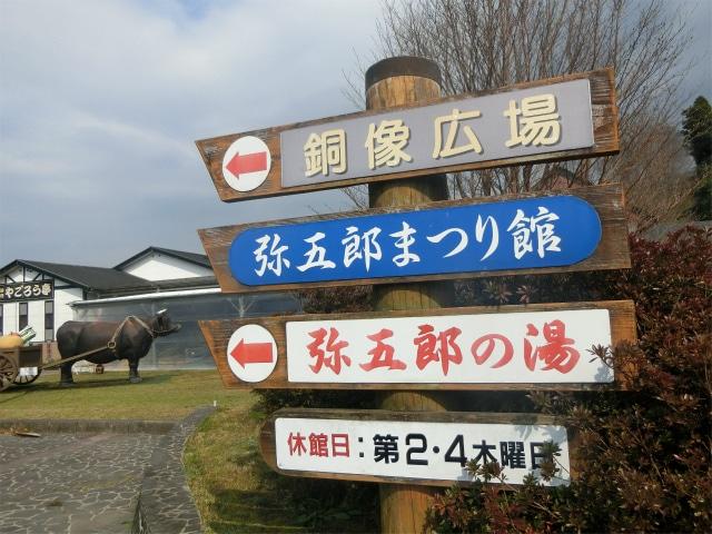 道の駅おおすみには様々な施設があります。