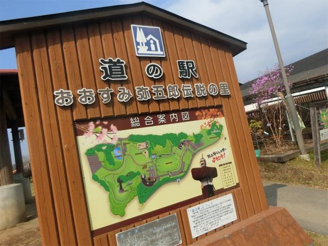 道の駅 おおすみ弥五郎伝説の里です。