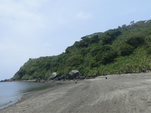 知林ヶ島は縁結びとパワースポットの島