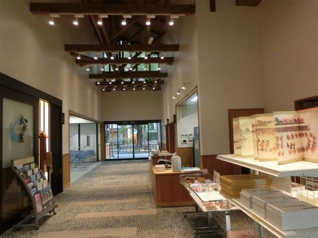 出水麓歴史館では麓武士の暮らしを展示。