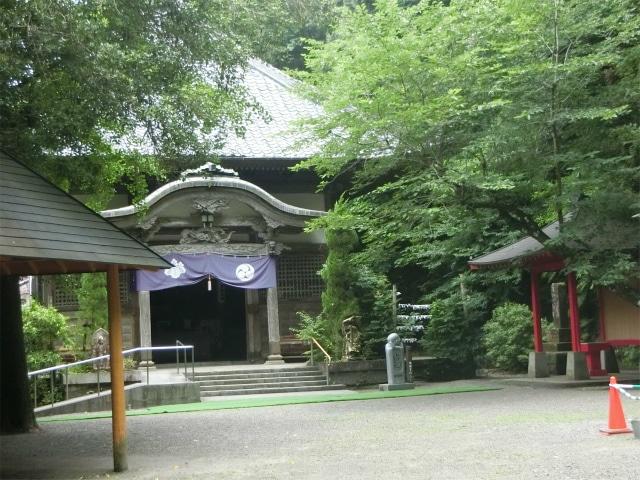 志布志麓の宝満寺観音堂です。