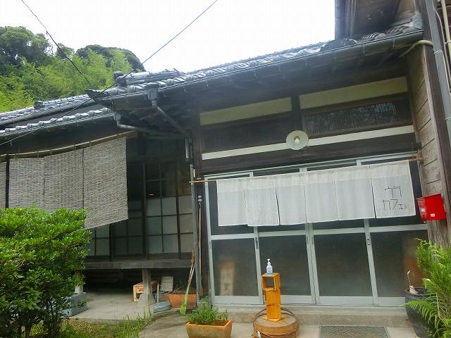 志布志麓の古民家カフェ・ウラカフェを紹介