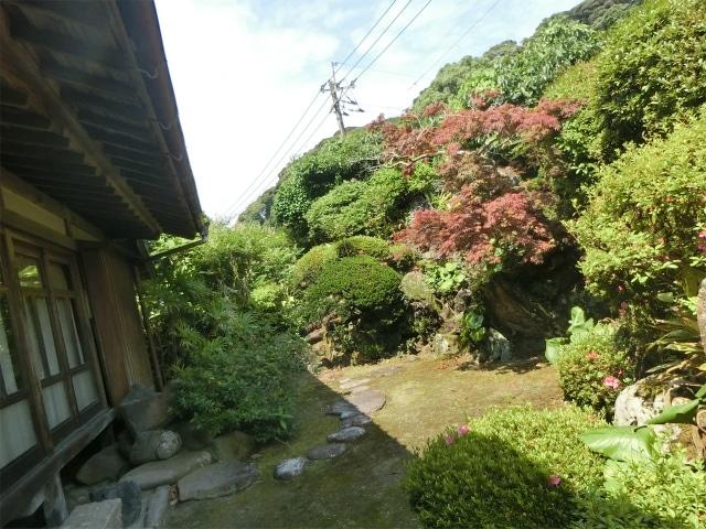 志布志麓の天水氏庭園です。