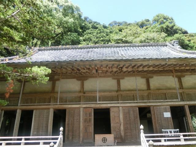 志布志麓にある禅寺・大慈寺です。