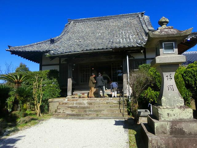 現在の泰平寺は廃仏毀釈後に復興されました。