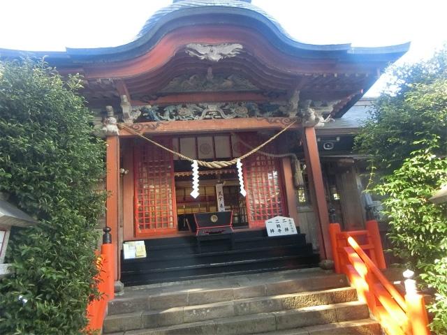 薩摩川内市に鎮座する新田神社です。