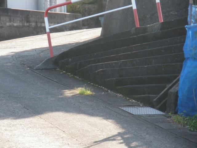 角地の階段を世間遺産に認定しました。