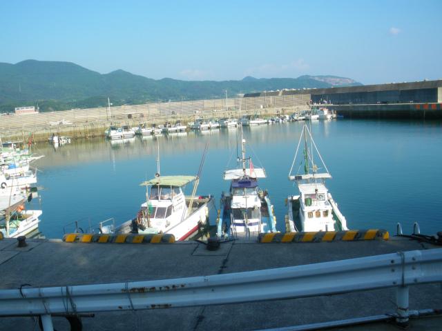 現在は羽島港がメインの漁港です。